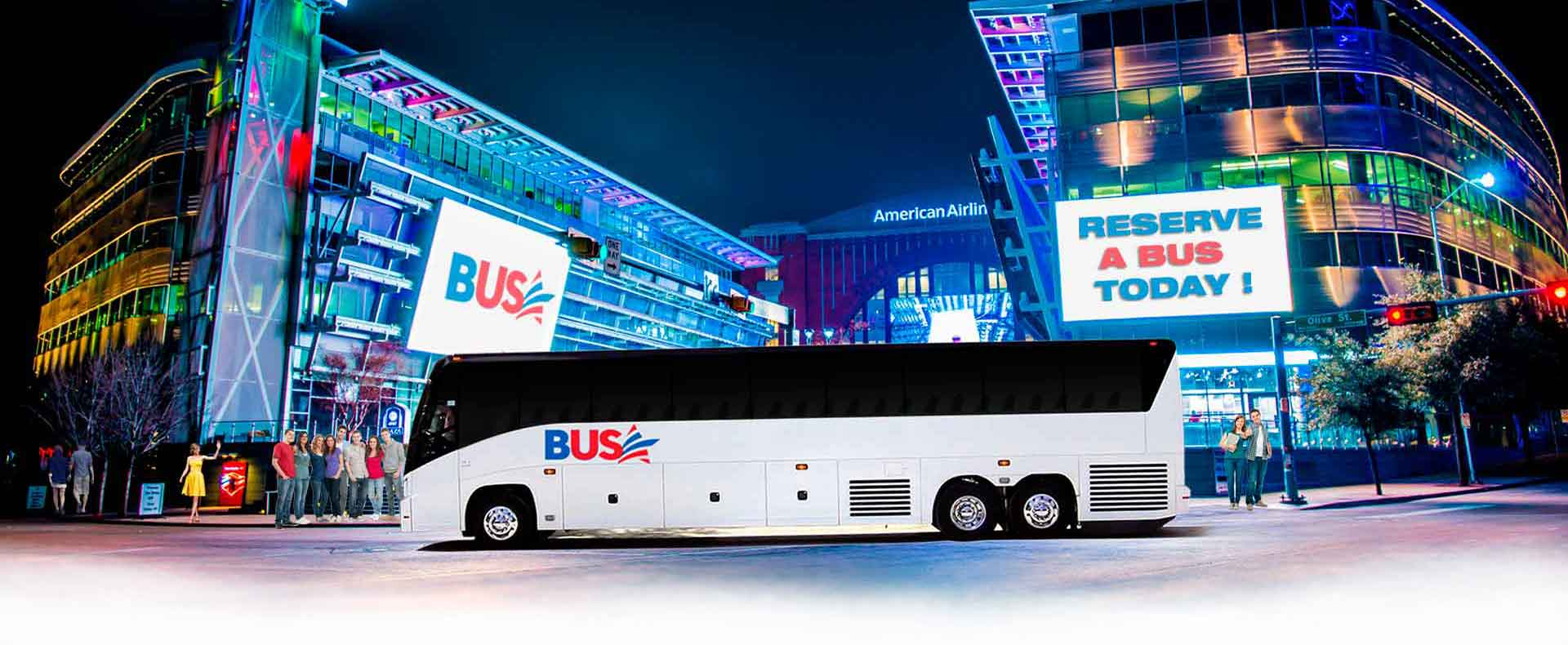 Dallas Bus Rentals