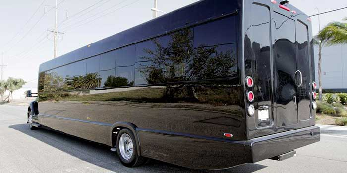 Mini Coach Bus